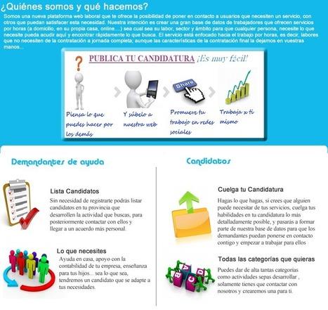 Nueva plataforma #Web laboral  ¡Qué el trabajo te busque! #Empleo #Job | Management & Leadership | Scoop.it