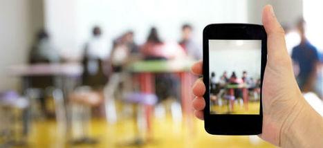 Plataforma torna celular um aliado em sala de aula | Edutenimento | Scoop.it