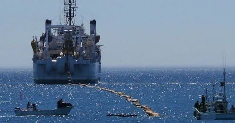 "A 60Tbps ""FASTER"" Undersea Optic Cable Connecting Japan and the US is Now Live 