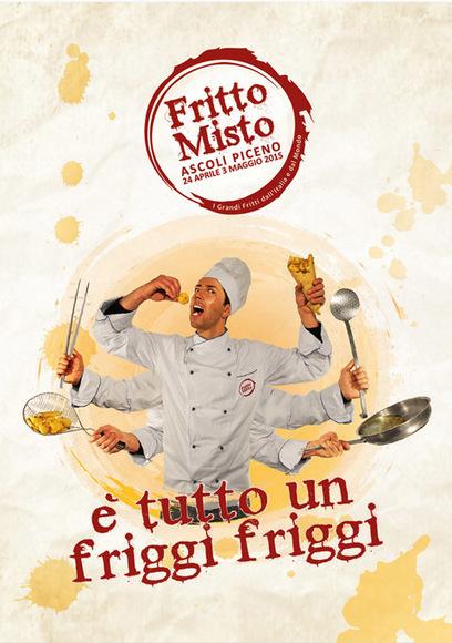 Ascoli Piceno: Fritto Misto all'Italiana 2015 | Le Marche un'altra Italia | Scoop.it