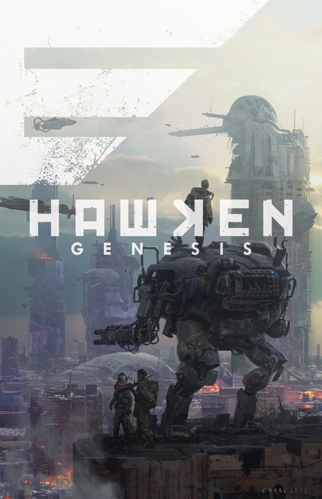 Meteor Entertainment CEO Mark Long Explains Why HAWKEN Is Bypassing Traditional Marketing | Transmedia: Storytelling for the Digital Age | Scoop.it