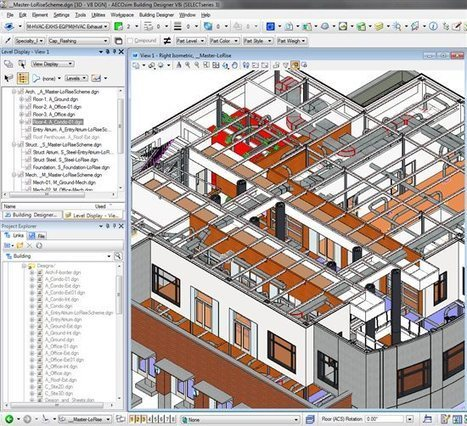 Collaboration on a BIM project. Possible or Impossible? | Bim Knowledge | Scoop.it