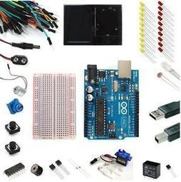 Arduino Uno Ultimate Starter Kit Build Bread Board Shift Register Resistors | Raspberry Pi | Scoop.it