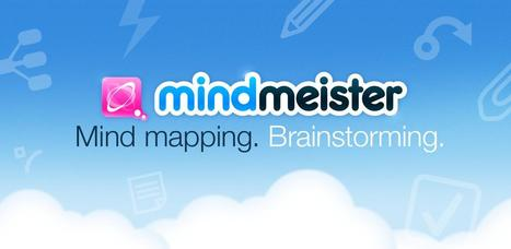 MindMeister (mind mapping) - AndroidMarket | le foyer de Ticeman | Scoop.it