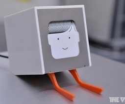 Paper lives: Little Printer and the rebirth of the hard copy | Tech ideas in classroom | Scoop.it