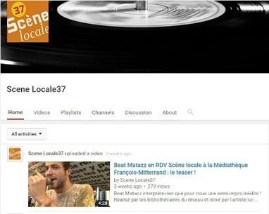 La promotion de la scène locale tourangelle | ACIM | Musique en bibliothèque | Scoop.it
