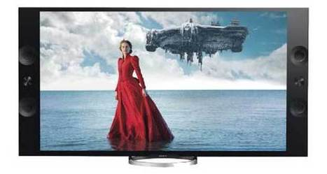 Sony XBR-65X900A Review - 65-Inch 4K Ultra HD 120Hz 3D LED UHDTV | Televisions | Scoop.it