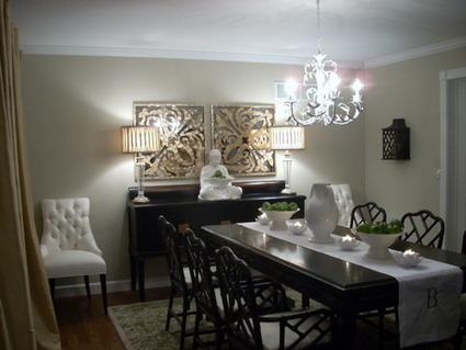dining rooms benjamin moore grant beige m