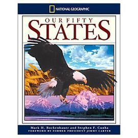 National Geographic Our Fifty States Reference Book | Christmas Gifts For Every Occasion | Scoop.it