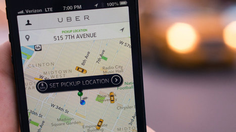 Uber for Business launches to let companies pay for employee travel | Location Based Marketing | Scoop.it