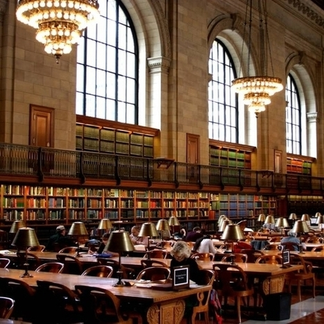 Why Libraries Are More Relevant Than Ever Before | School Libraries and the importance of remaining current. | Scoop.it