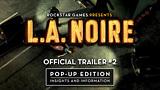 L.A Noire, le jeu vidéo comme au cinéma   Culture(s) transmedia   Scoop.it