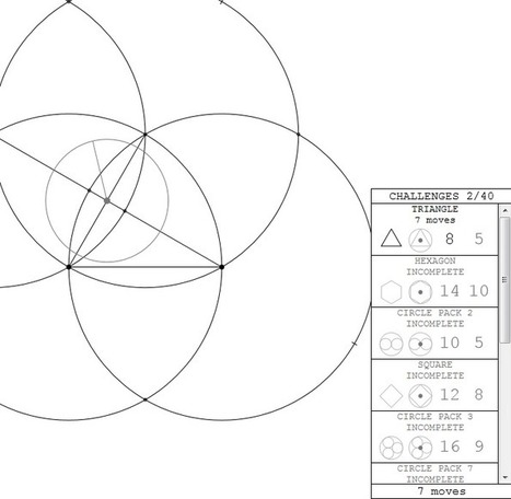 Lets Play: Ancient Greek Geometry | Science vs Magic | World Civilizations | Scoop.it