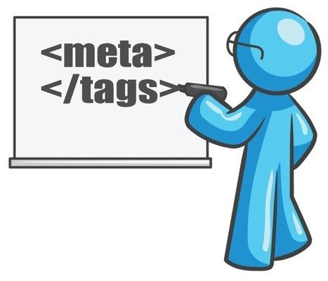 PHP Tutorial - Retrieve WebPage Titles and Meta Tags | Web Design & Development | SEO, PHP, Wordpress & CMS Tutorials | Scoop.it