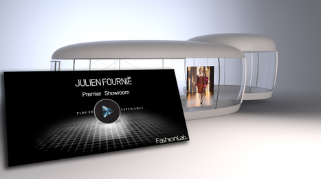 FashionLab introduceert 'Premier Showroom' van Julien Fournié | Emea Persberichten Publicatie Platform | FashionLab | Scoop.it