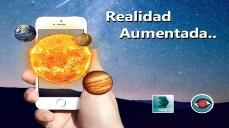 Introduccion a la Realidad Aumentada con 3D max | REALIDAD AUMENTADA Y ENSEÑANZA 3.0 - AUGMENTED REALITY AND TEACHING 3.0 | Scoop.it