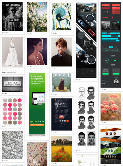 10 jQuery Plugin to Create Pinterest-like Layout | Smashmagz | Smashmagz | Scoop.it