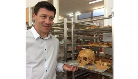 Au coeur de l'Institut de fouilles archéologiques - Le Parisien   Histoire et Archéologie en Ile-de-France   Scoop.it