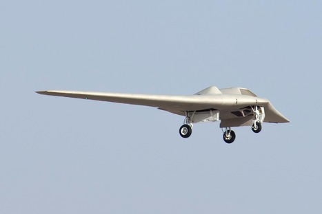 Iran Military Says Copying U.S. Drone   Aviation   Scoop.it