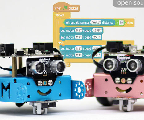 How to use graphical programming software to program Arduino and robots? | Research_topic | Scoop.it