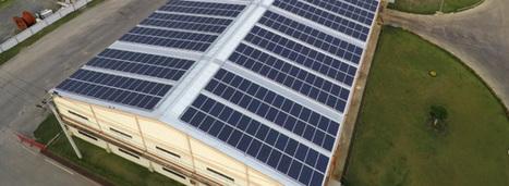 ICPE: un arrêté renforce l'encadrement des risques liés aux équipements photovoltaïques | Réglementation Environnementale | Scoop.it