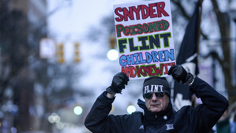 Flint water crisis: what we know now | water news | Scoop.it