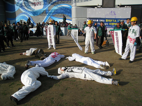 Samsung: Designed for humans, produced in deaths | Asian Labour Update | Scoop.it