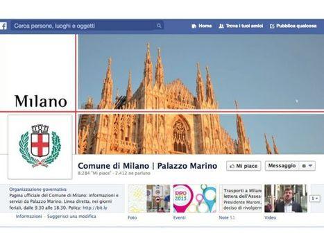 Città e Regioni sui social media: ecco chi fa meglio | Venezia | Scoop.it
