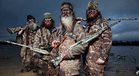 What You Don't Know About 'Duck Dynasty' | News You Can Use - NO PINKSLIME | Scoop.it