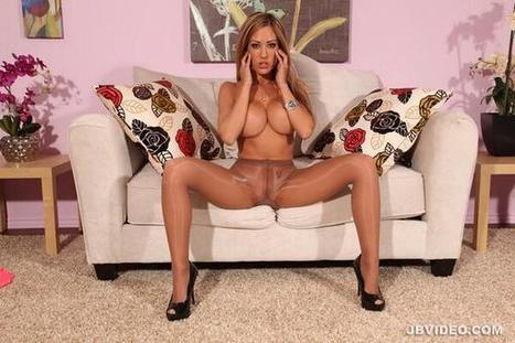 Twitter / IndyPHLover: #PHGang #collants #strumpfhose ... | Shiny Pantyhose | Scoop.it