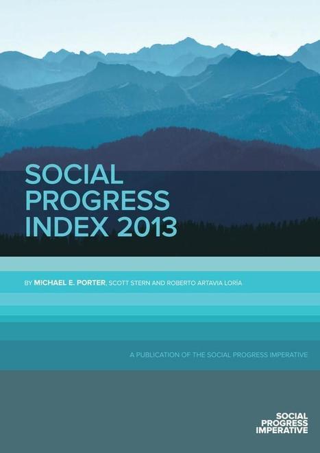 Michael Porter Presents New Alternative to GDP: The Social Progress Index (SPI) - Triple Pundit: People, Planet, Profit   Ecosentido   Scoop.it