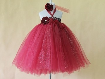 Gorgeous Red Birthday Tutu Dress for Kids Online in India | Online Baby Accessories | Scoop.it