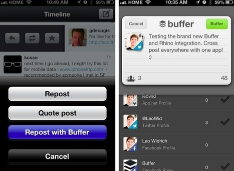 Buffer halts automated social-sharing service after it gets hacked and starts spewing spam   Buffer ha sido hackeado   Scoop.it