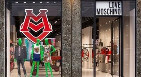 Lo spirito allegro di Moschino in vetrina nel nuovo store di Milano   Moda Donna - sfilate.it   Scoop.it