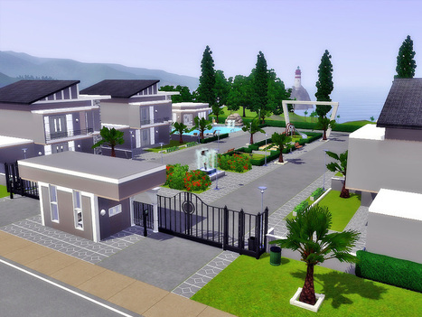 39 appartements 39 in les sims for Deco appartement sims 4