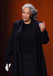 Facing the Blank Page - Toni Morrison | Advice for Writers | Scoop.it