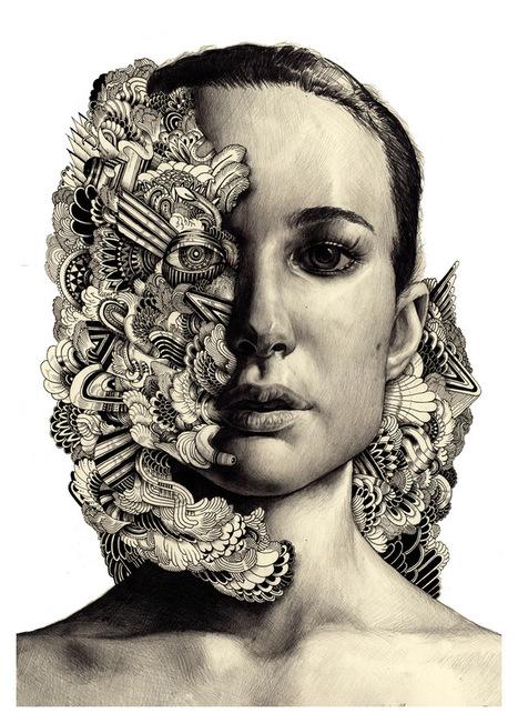 Ilustraciones surrealistas de Iain Macarthur : Diseño Gráfico + Web | Arte digital, ilustración | Scoop.it