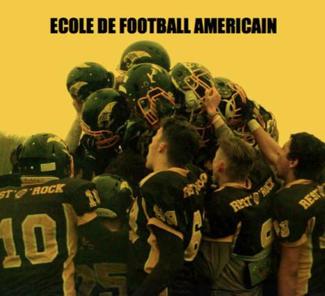 Le club de football américain de Rouen lance sa propre école   un autre regard sur l'actu   Scoop.it