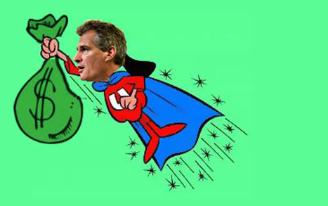 Wall Street filling Scott Brown's coffers | POLITICO | Massachusetts Senate Race 2012 | Scoop.it