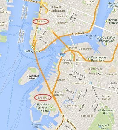 New York districts - Mediapart | CDI RAISMES - MA | Scoop.it