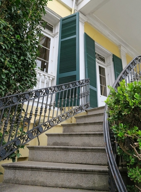 Things to do in New Orleans, the Beauregard-Keyes House | Travel | Scoop.it