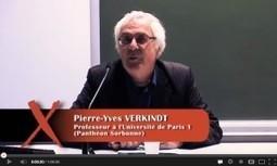Vidéo: Pierre-Yves Verkindt sur le corps au travail | Politiques RH Handicap Diversité Senior | Scoop.it