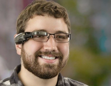Look out, Google -- Intel buys chunk of smart glasses maker Vuzix | Google Glass and Cardboard | Scoop.it