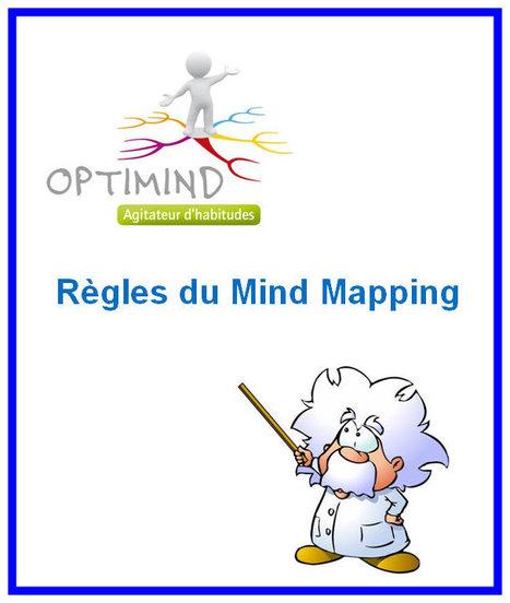 E-book 1 : Règles du mind mapping | Trucs & astuces | Scoop.it