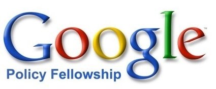 Apply now for 2013 Google Policy Fellowship at Creative Commons - Creative Commons | Science ouverte - Open science | Scoop.it