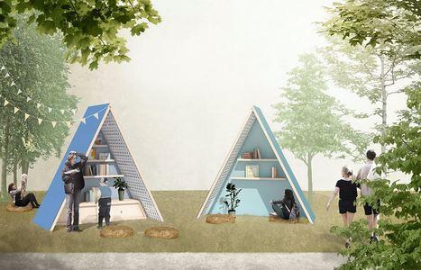Une bibliothèque nomade à Montréal-Nord | Veille professionnelle des Bibliothèques-Médiathèques de Metz | Scoop.it