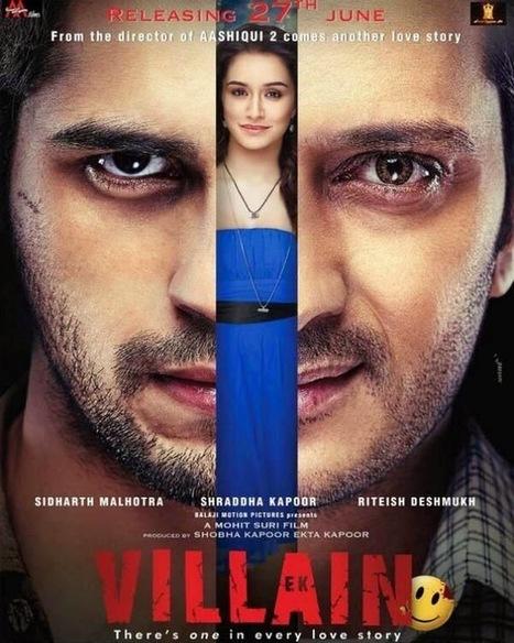Ek Villain Review |Rajeev Masand|Taran Adarsh|Anupama Chopra|Komal Nahta|Raja Sen|Times of India|Rediff|NDTV|IMDB|IBNMovieBharat - Bollywood| Tollywood| News| Actress Photos| Movie Reviews| Videos | Movie Reviews | Scoop.it