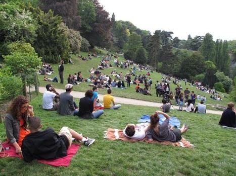Picnicking (again) in Paris | Images et infos du monde viticole | Scoop.it