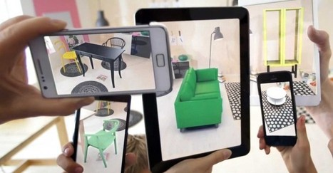 Augmented Reality – The Next Big Trend in Technology | Augmented Reality Trends | AR | Scoop.it