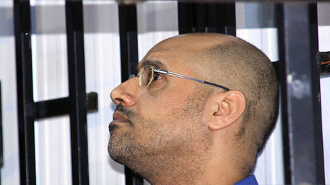 """Libia es un McDonalds para EE.UU."": Cómo el hijo demócrata de Gaddafi se alzó contra Occidente - RT | Saif al Islam | Scoop.it"